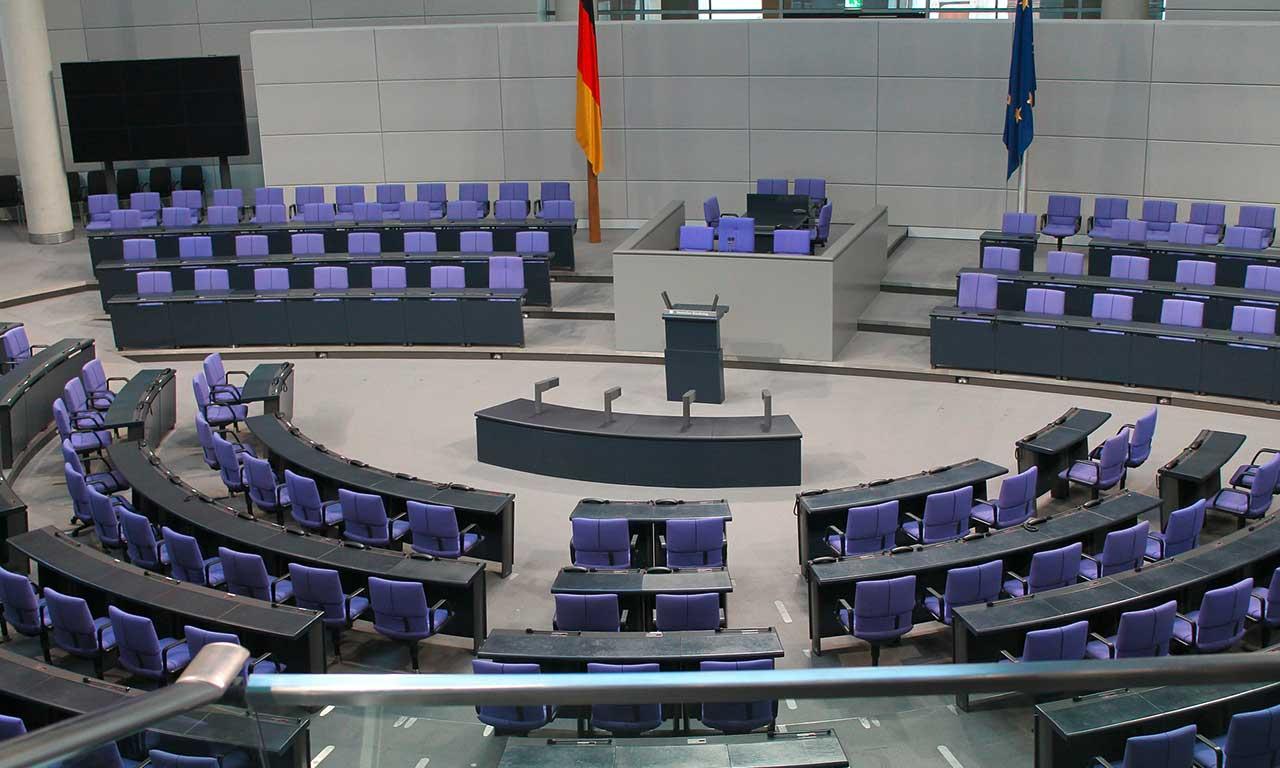 Parlament stimmt für Änderungen am Bundesdatenschutzgesetz